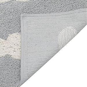 Alfombra 120x160 cm CLOUDS Lorena Canals grey