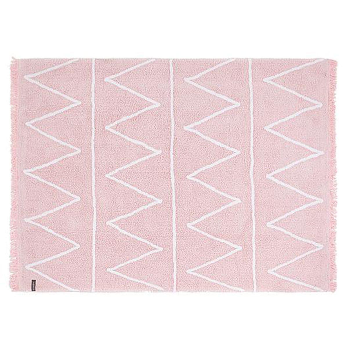 Alfombra 120x160cm HIPPY Lorena Canals pink