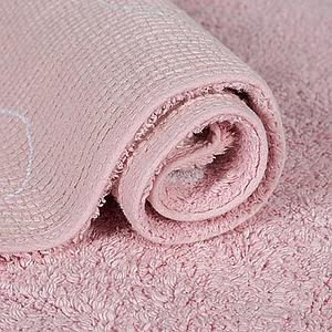 Alfombra 120x160cm STARS Lorena Canals pink-white