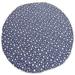 Alfombra infantil para Tipi ESTRELLAS Abitare kids Blue jeans