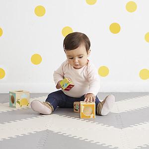 Alfombra juegos bebé PLAY SPOT ZIGZAG Skip Hop