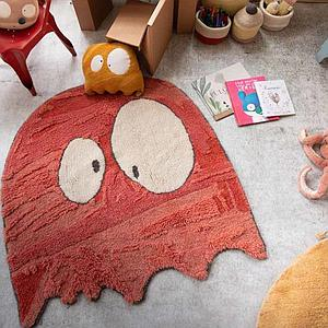 Alfombra Woolable 100x100cm GHOSTY Lorena Canals