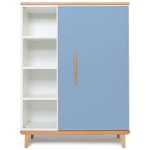 Armario 120cm 1 puerta NADO capri blue