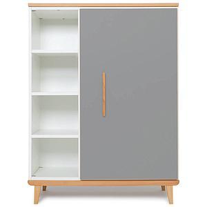 Armario 120cm 1 puerta NADO slate grey