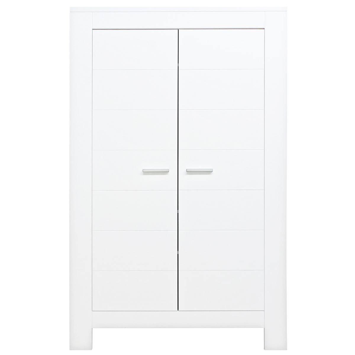 Armario 2 puertas MEREL Bopita blanco