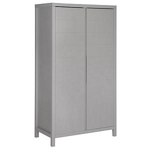 Armario 2 puertas STRIPES Quax griffin grey