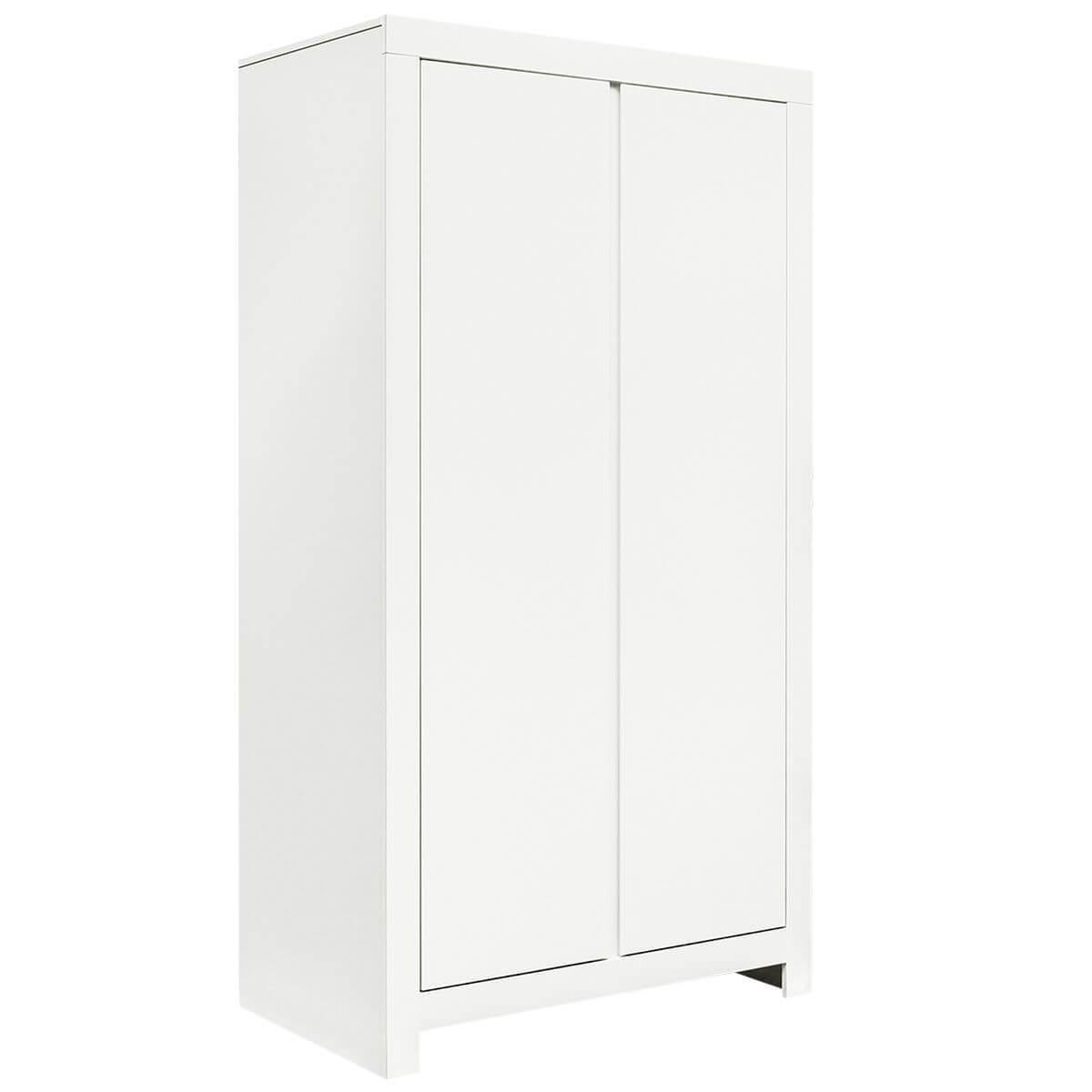 Armario 2 puertas THIJN Bopita blanco