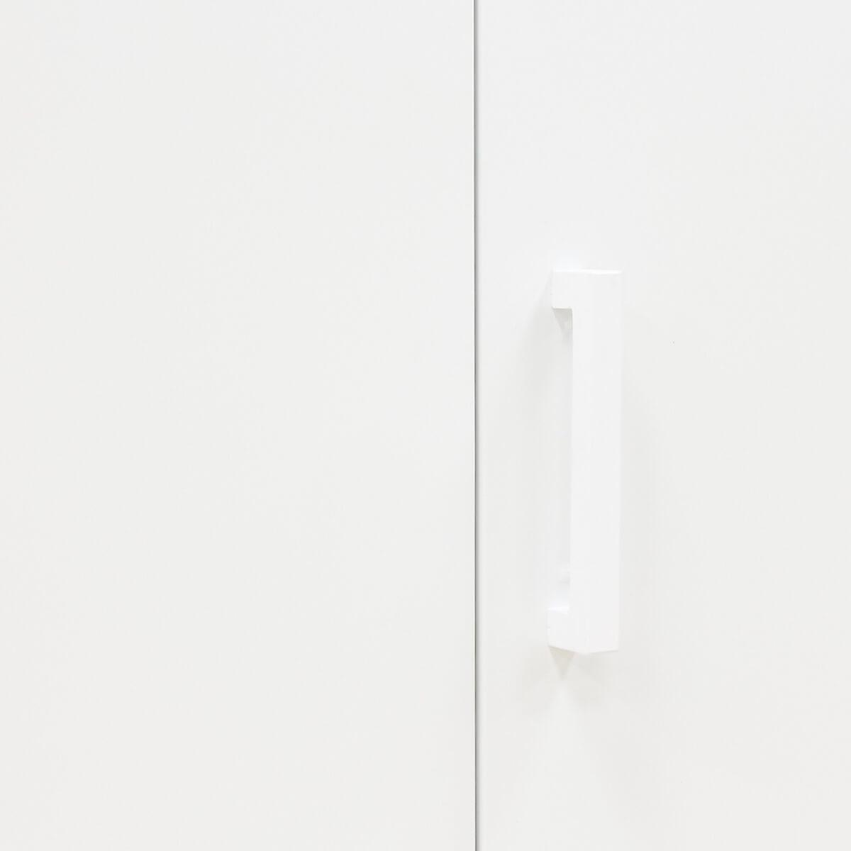 Armario 3 puertas LOCKER Bopita blanco