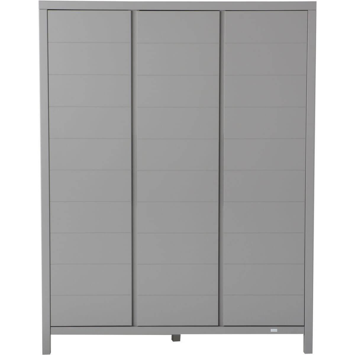 Armario 3 puertas STRIPES Quax griffin grey