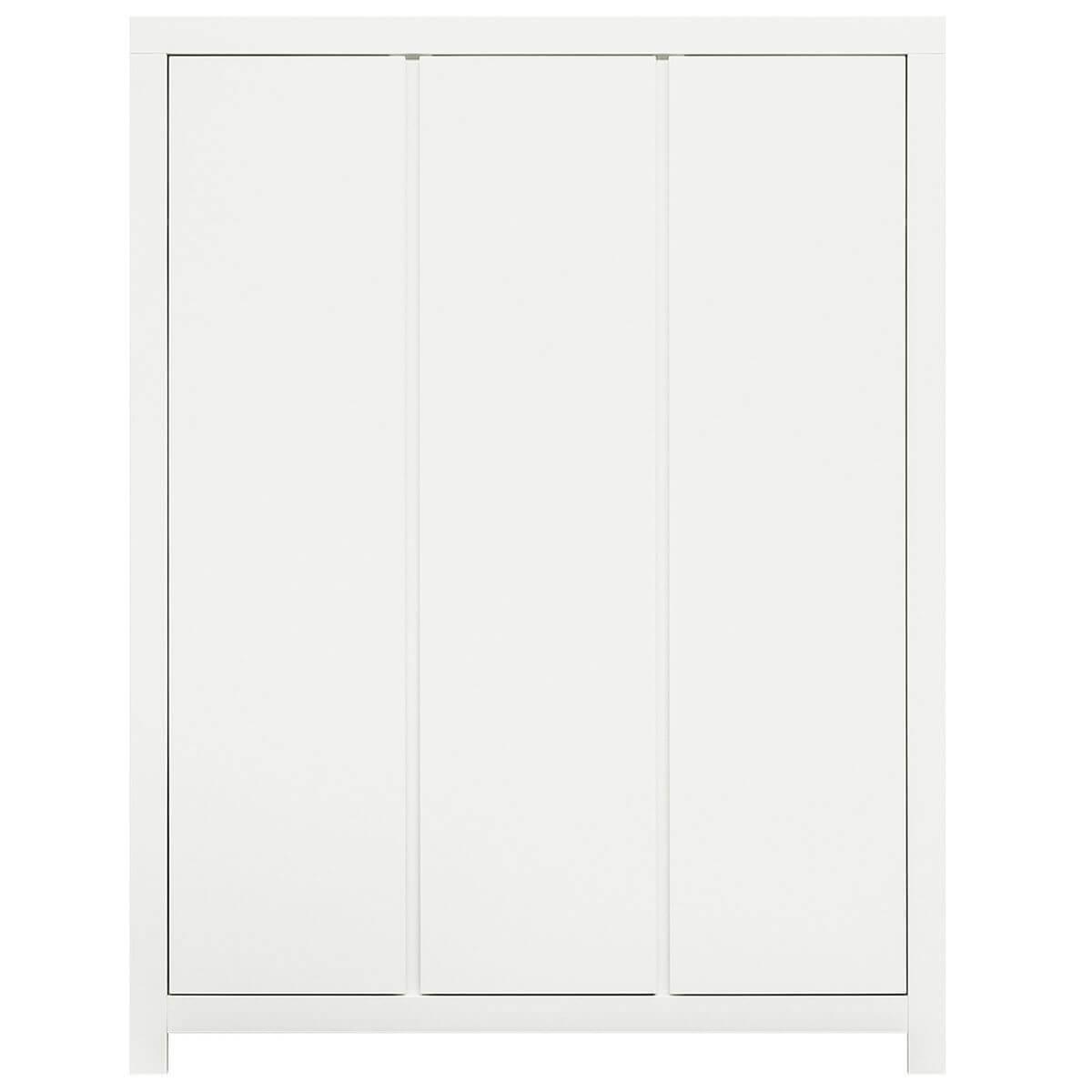 Armario 3 puertas THIJN Bopita blanco