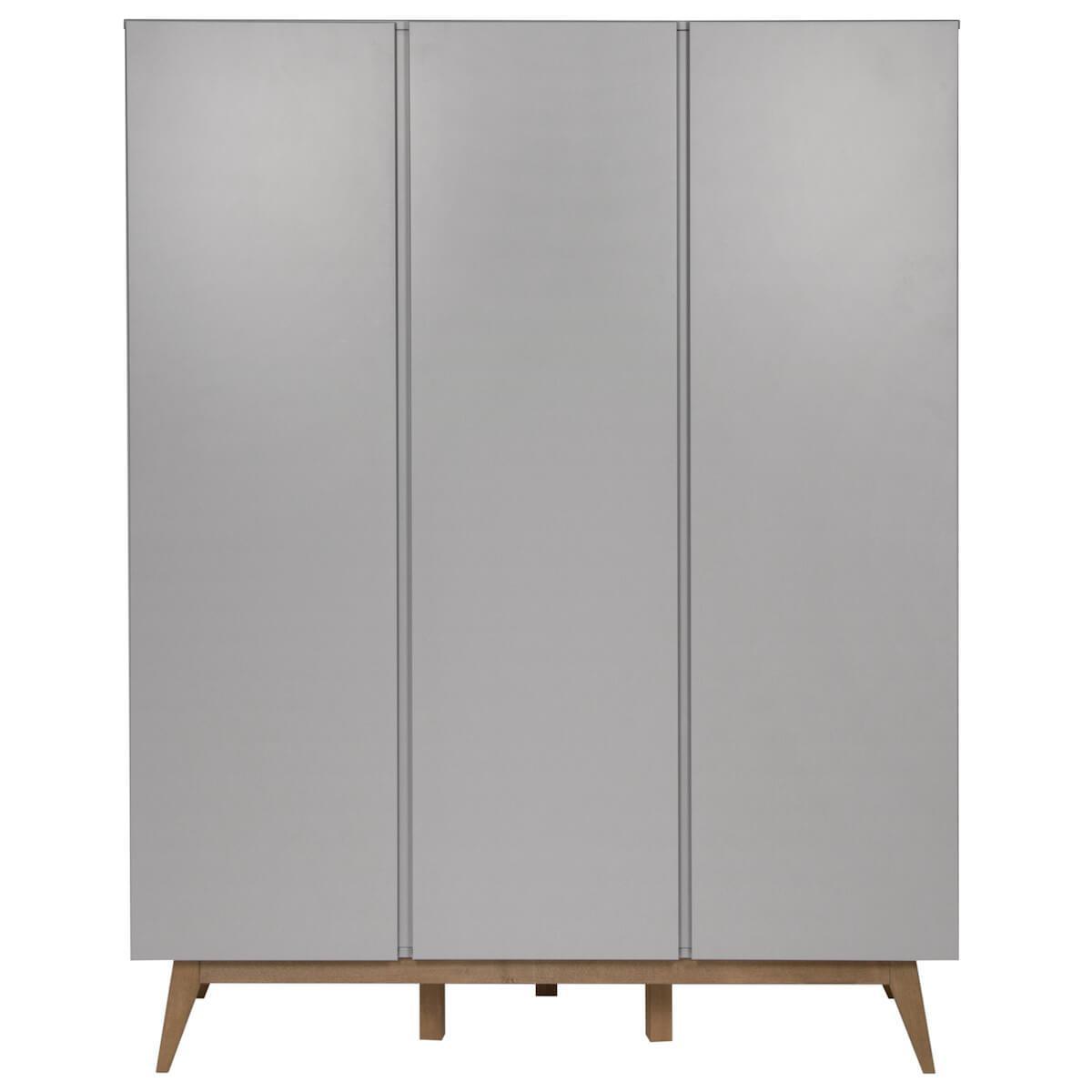 Armario 3 puertas TRENDY Quax griffin grey