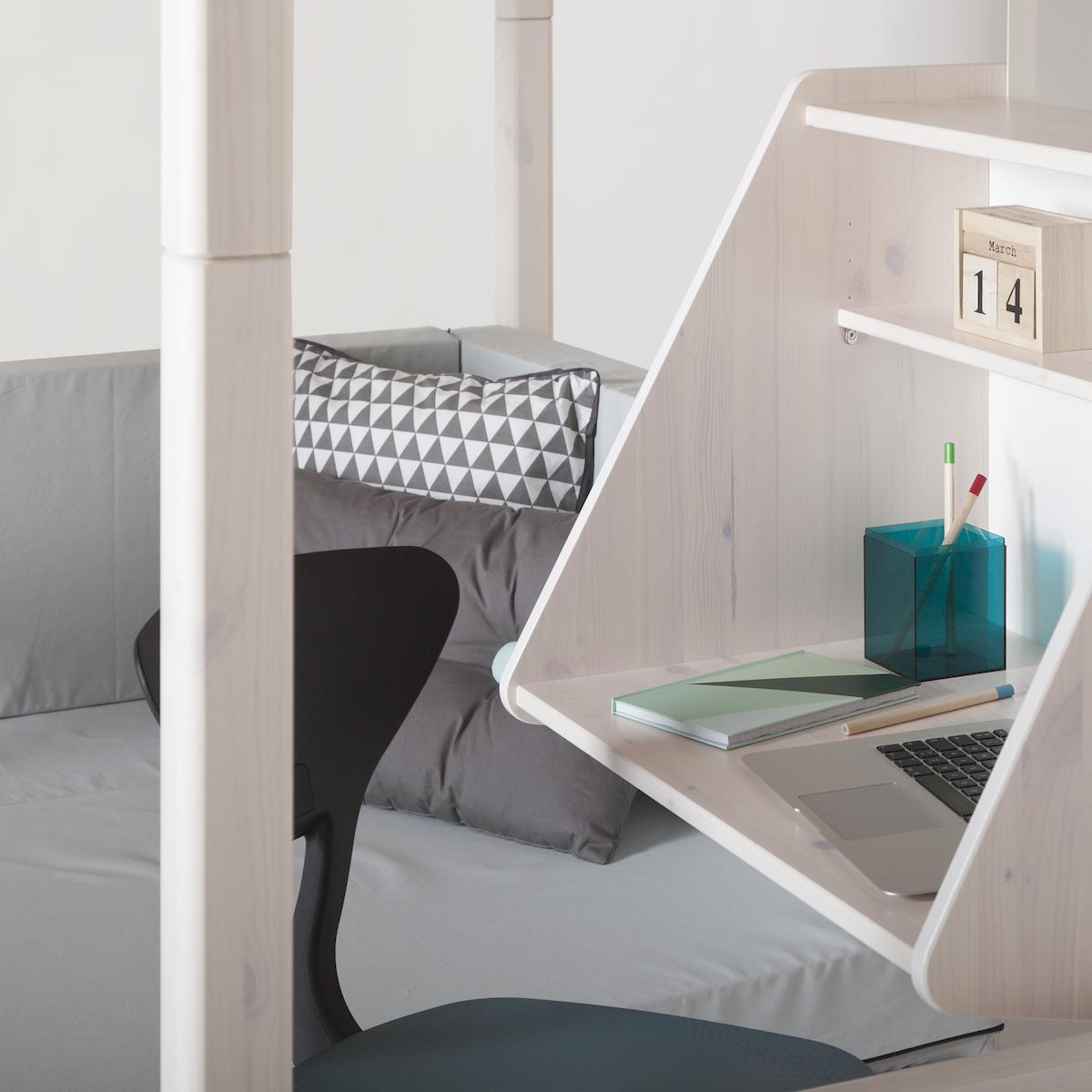 Asiento de colchón de espuma casa CLASSIC/WHITE  Flexa