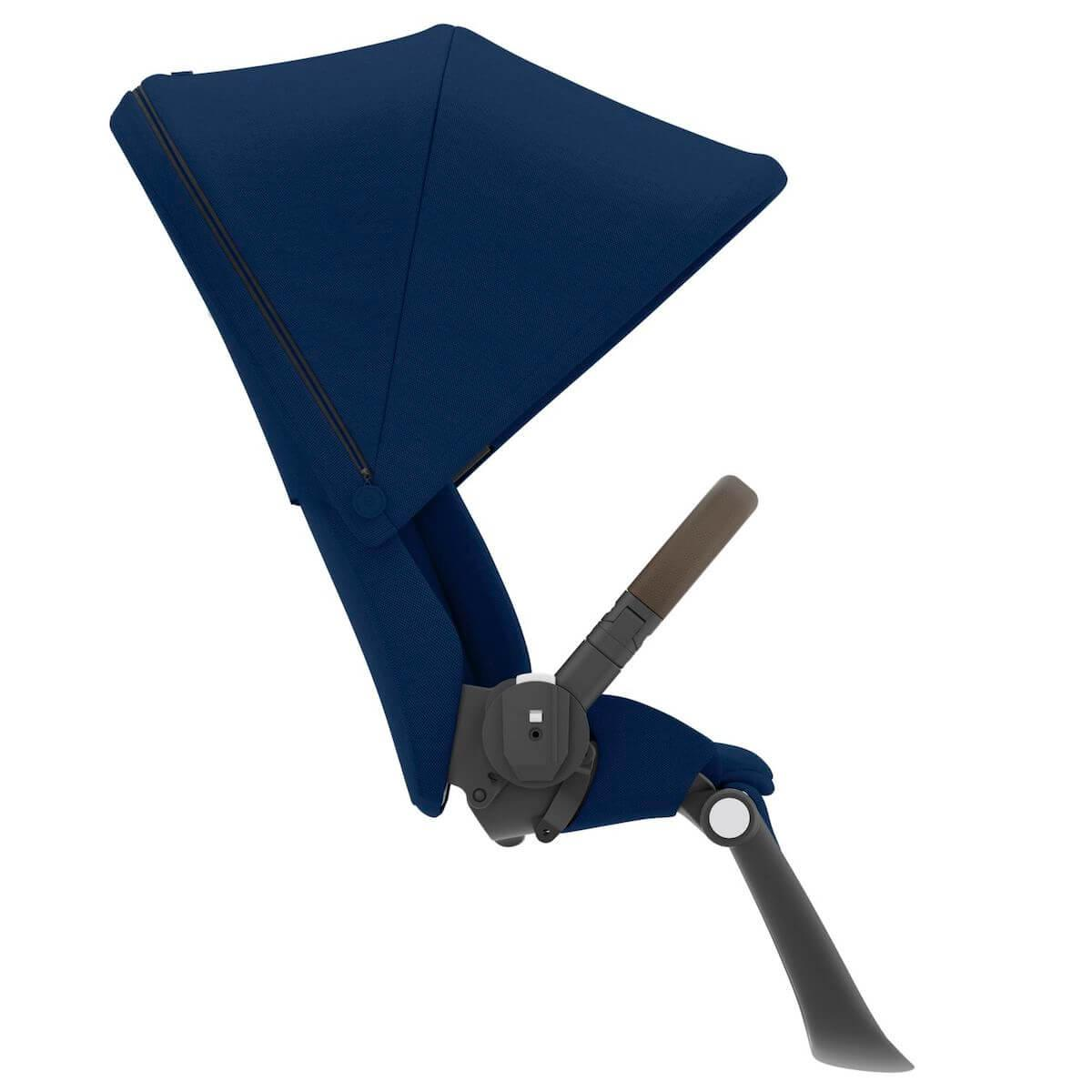 Asiento GAZELLE S TPE Cybex taupe-Navy blue
