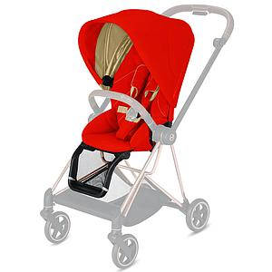 Asiento-pack silla MIOS Cybex Autumn gold-burnt red