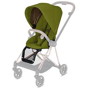 Asiento-pack silla MIOS Cybex Khaki green-khaki brown