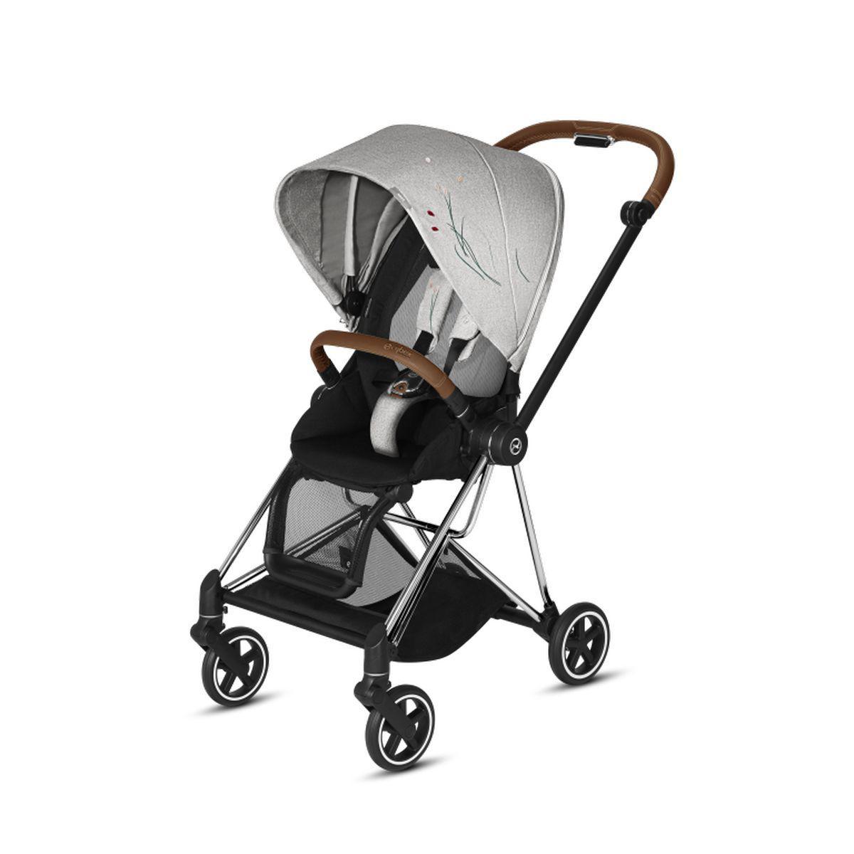 Asiento-pack silla MIOS Cybex koi-mid grey