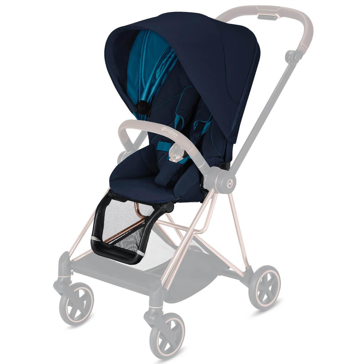 Asiento-pack silla MIOS Cybex Nautical blue