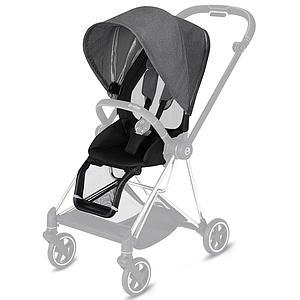 Asiento-pack silla MIOS Cybex Plus Manhattan Grey Plus-mid grey