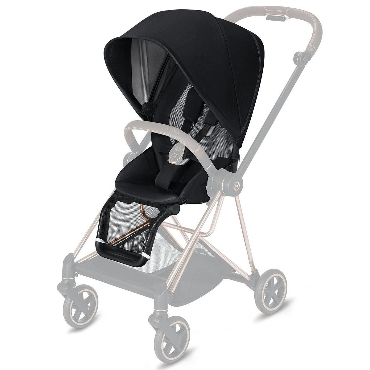 Asiento-pack silla MIOS Cybex premium black-black