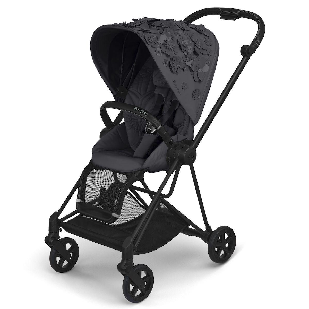 Asiento-pack silla MIOS Cybex Simply Flowers grey