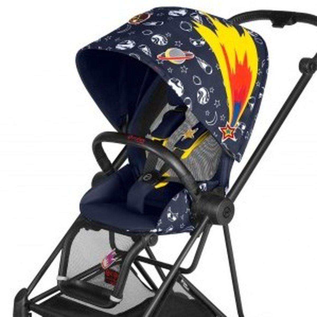 Asiento-pack silla MIOS Cybex space rocket-navy blue