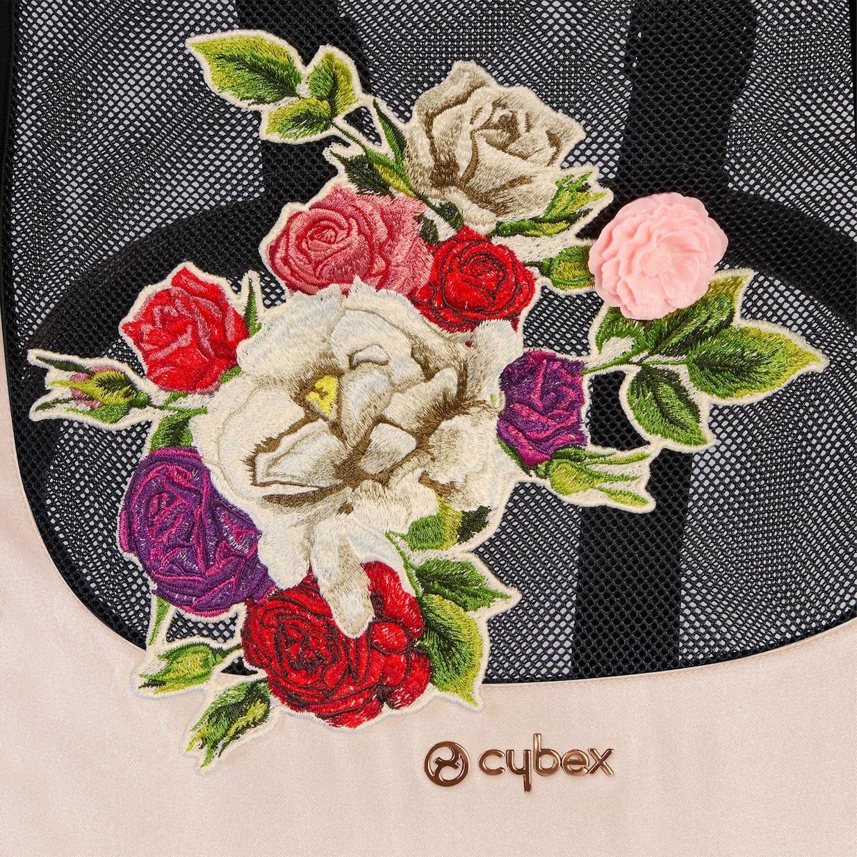 Asiento-pack silla MIOS Cybex spring blossom light-light beige
