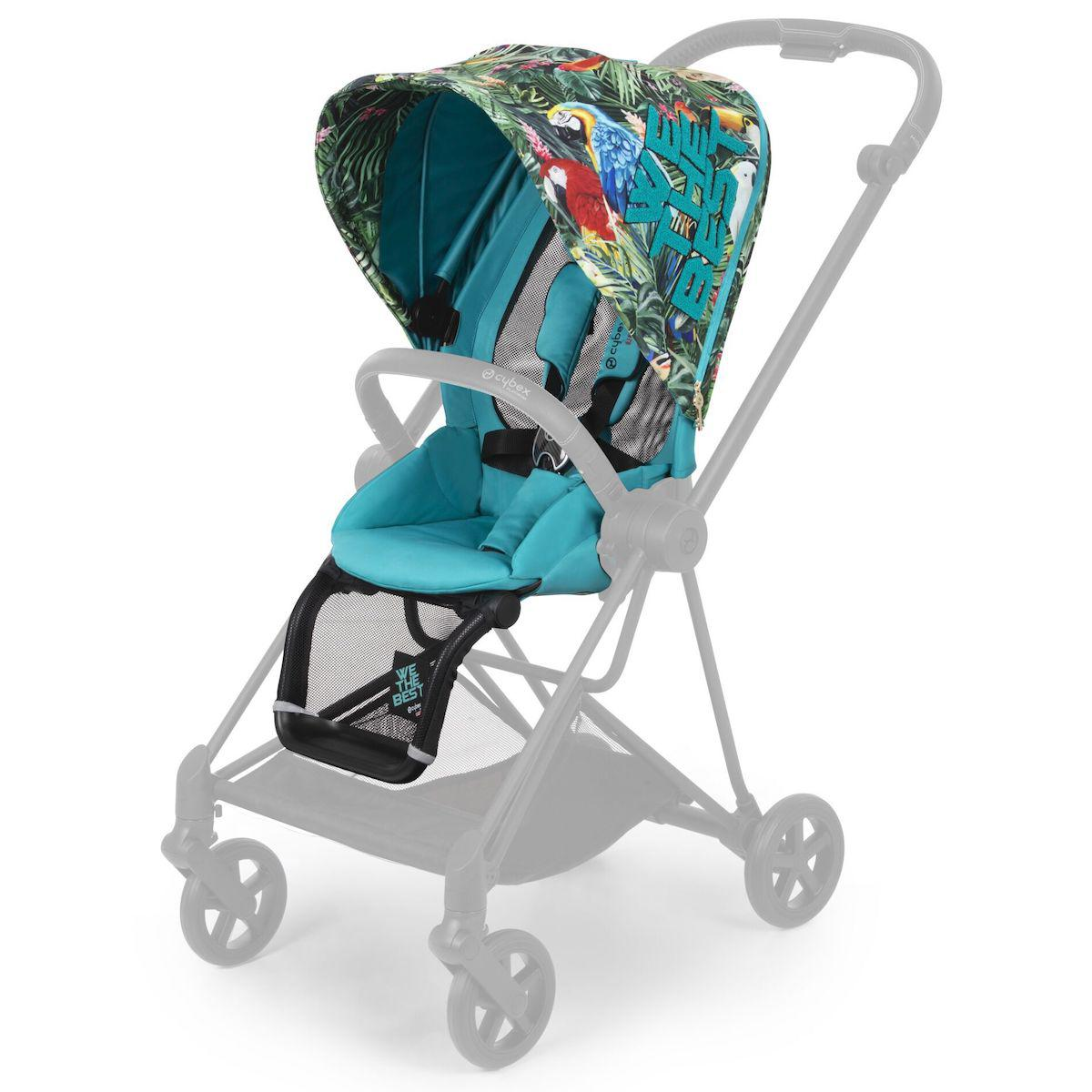 Asiento-pack silla MIOS Cybex We The Best Blue