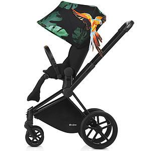 Asiento-pack silla PRIAM Cybex birds of paradise-multicolor