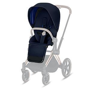 Asiento-pack silla PRIAM Cybex indigo blue-navy blue