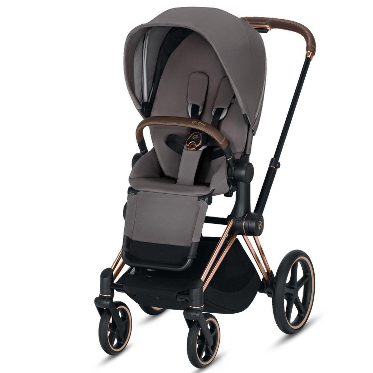 Asiento-pack silla PRIAM Cybex manhattan grey-mid grey