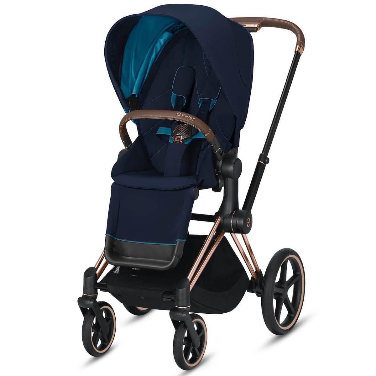 Asiento-pack silla PRIAM Cybex Nautical blue
