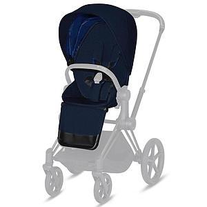 Asiento-pack silla PRIAM Cybex plus midnight blue plus-navy blue
