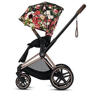 Asiento-pack silla PRIAM Cybex spring blossom dark-black