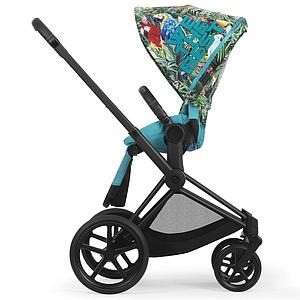 Asiento-pack silla PRIAM Cybex We The Best Blue