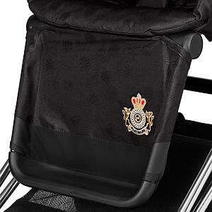 Asiento-pack silla PRIAM REBELLIOUS Cybex