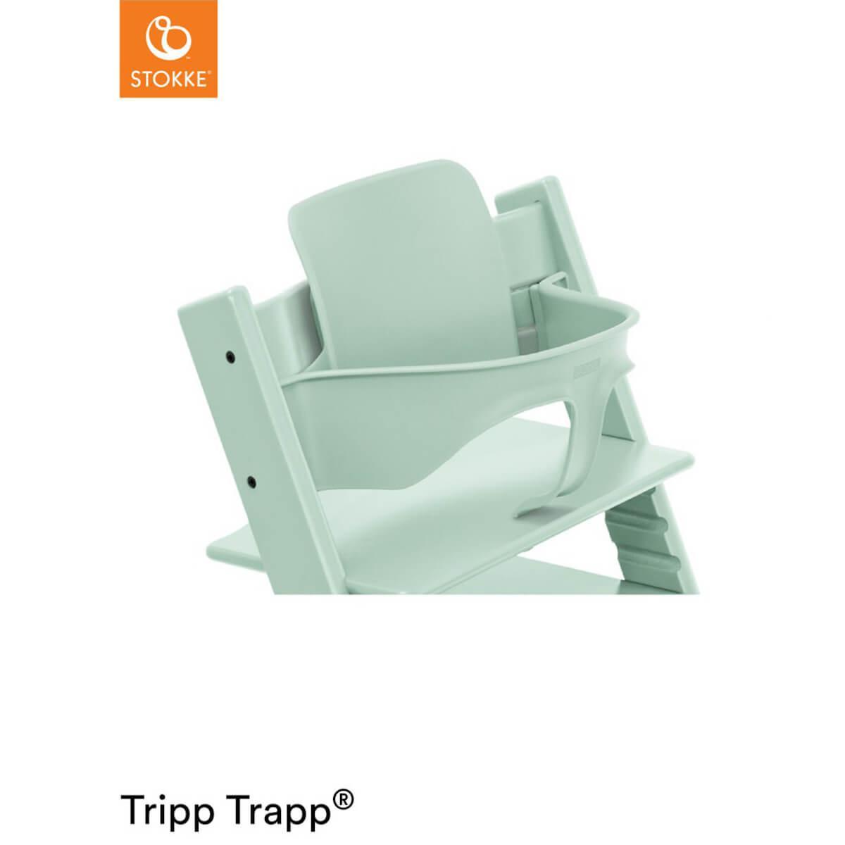 Baby set trona bebé TRIPP TRAPP Stokke Soft Mint