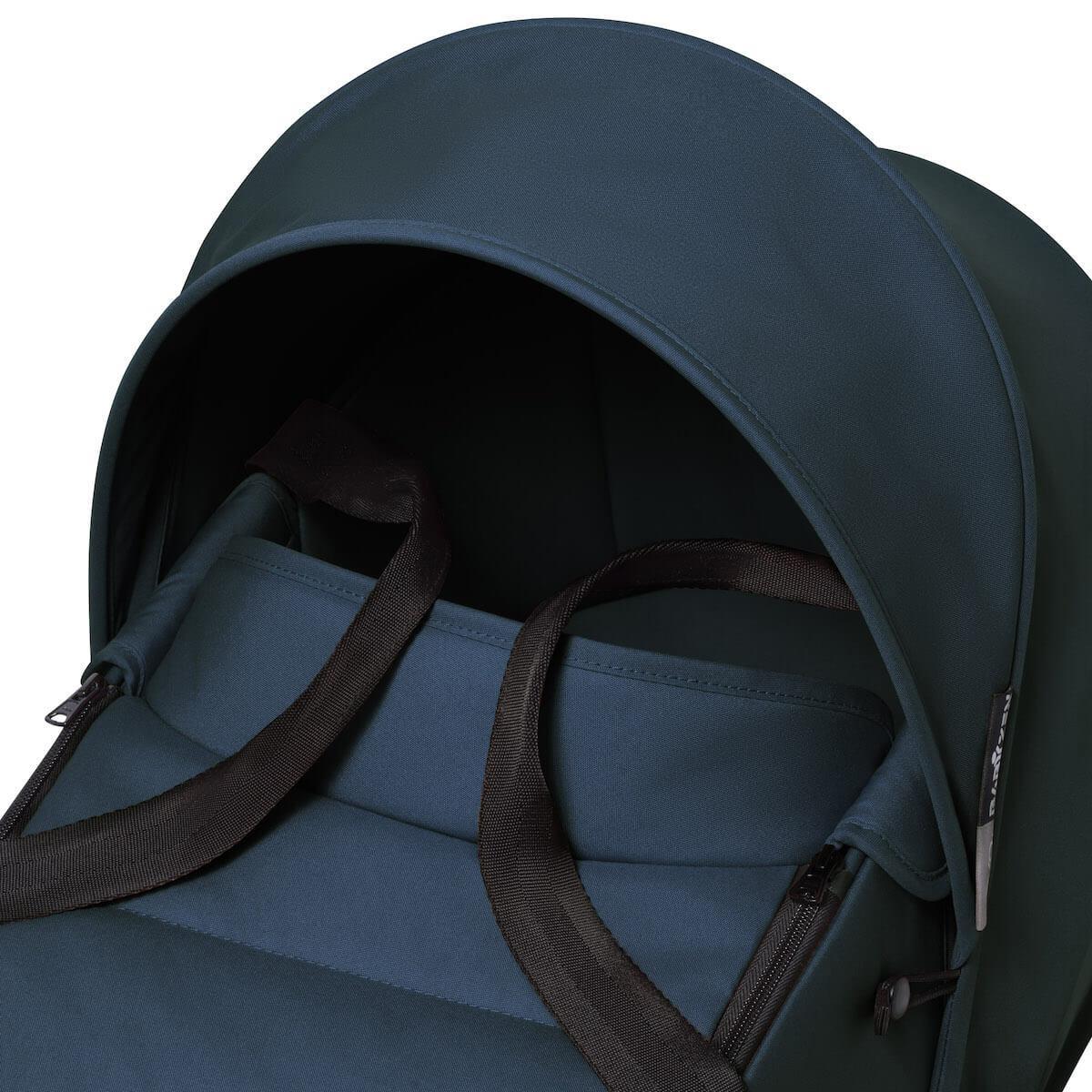 BABYZEN cochecito completo YOYO² bassinet 0+ 6+ blanco-azul Air France