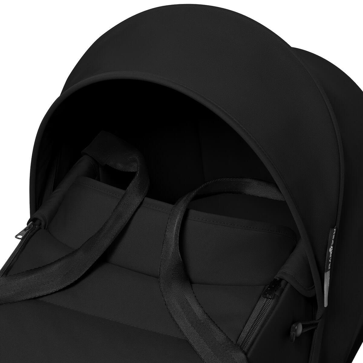 BABYZEN cochecito completo YOYO² bassinet 0+ 6+ blanco-negro