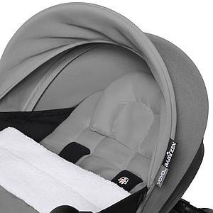 BABYZEN cochecito completo YOYO² bassinet 0+ 6+ negro-gris