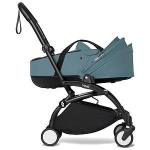 BABYZEN cochecito completo YOYO² bassinet 6+ negro-aqua