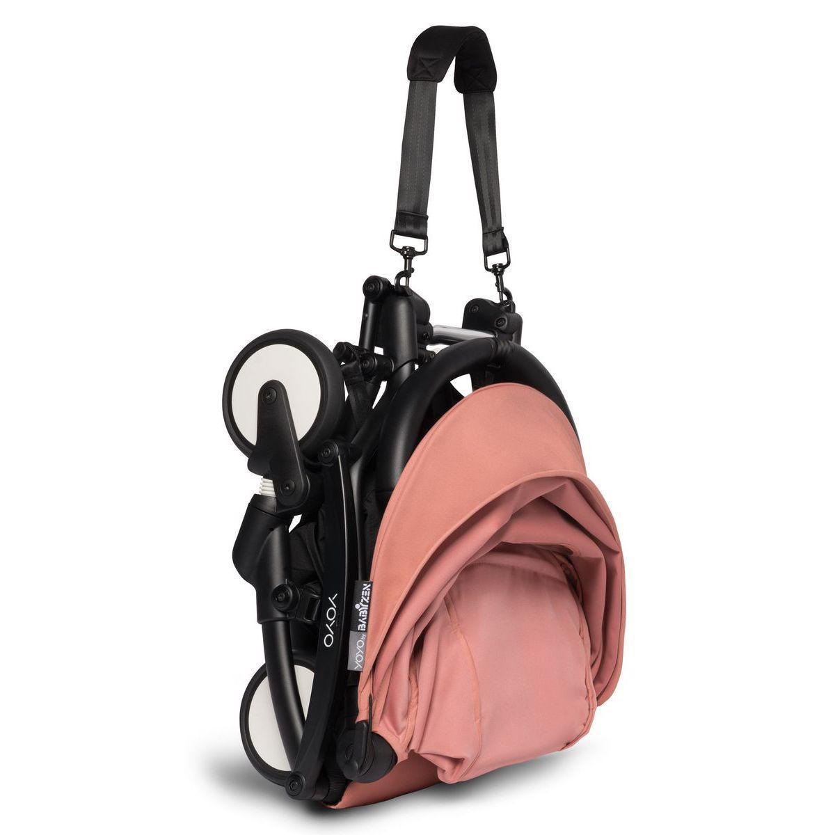 BABYZEN cochecito completo YOYO² bassinet 6+ negro-ginger