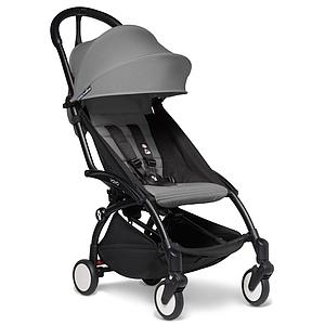 BABYZEN cochecito completo YOYO² bassinet 6+ negro-gris