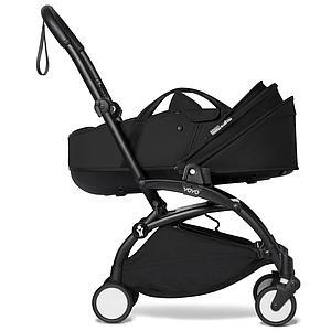 BABYZEN cochecito completo YOYO² bassinet 6+ negro-negro