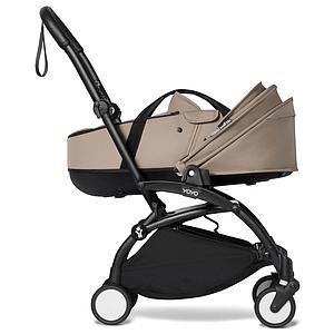 BABYZEN cochecito completo YOYO² bassinet 6+ negro-taupe