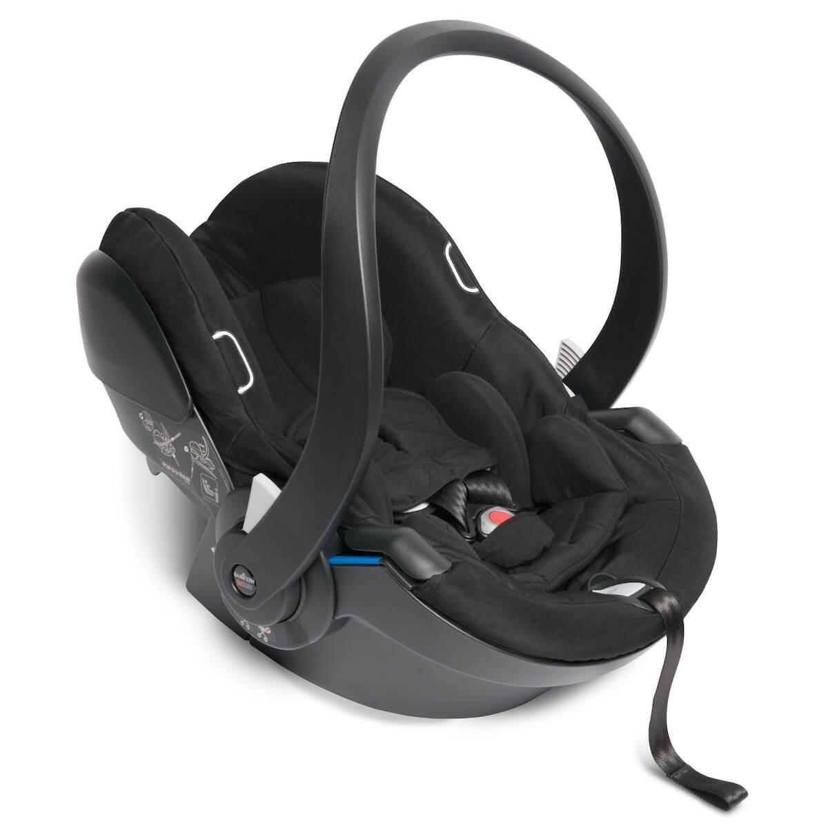BABYZEN cochecito todo-en-uno YOYO² bassinet car seat 6+ negro-toffee