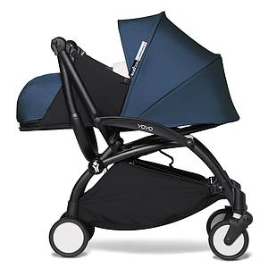 BABYZEN cochecito YOYO² 0+ negro-azul Air France