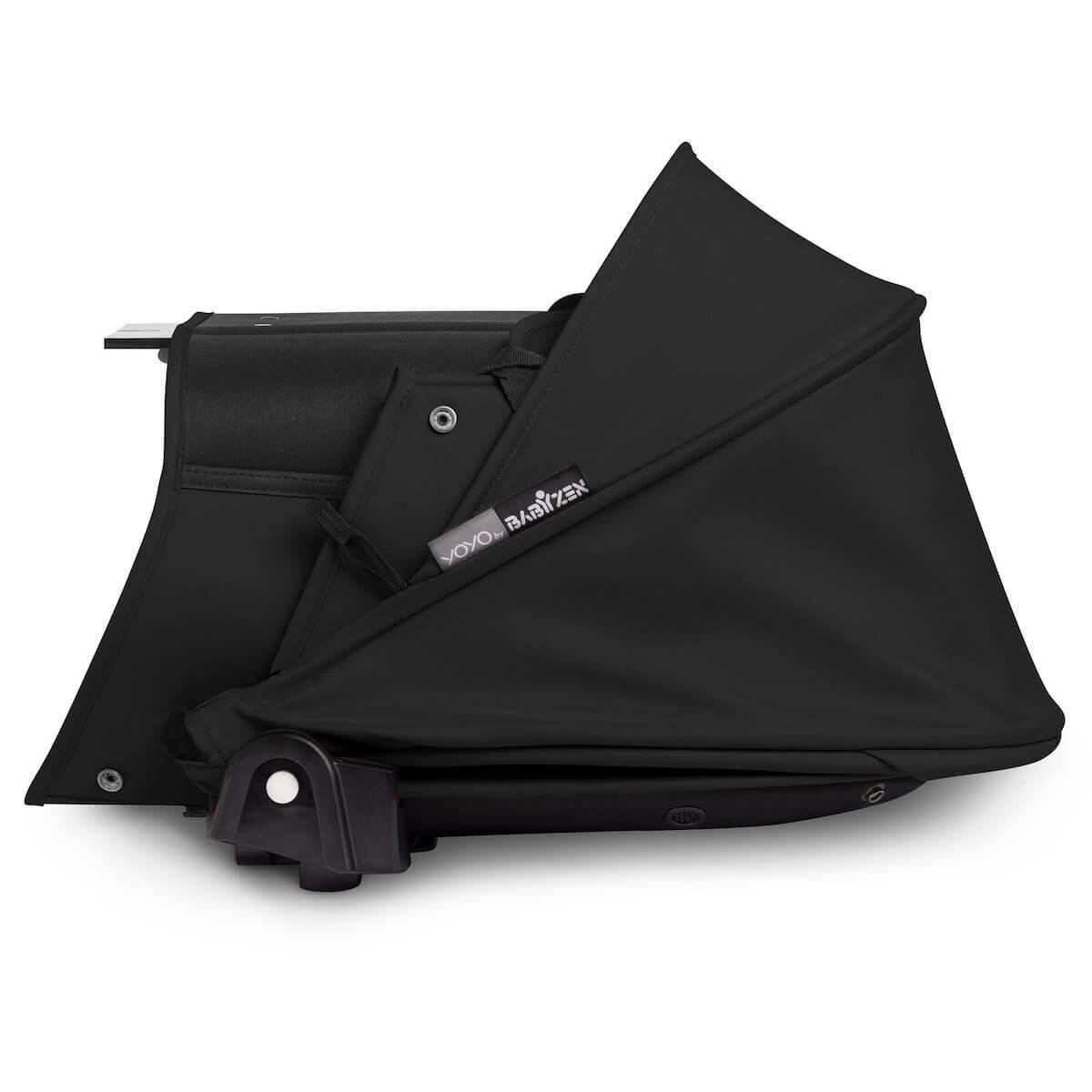 BABYZEN cochecito YOYO² bassinet blanco-negro