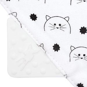 Bandana LITTLE CHUMS CAT Laessig