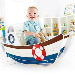 Barco balancín HIGH SEAS ROCKER Hape