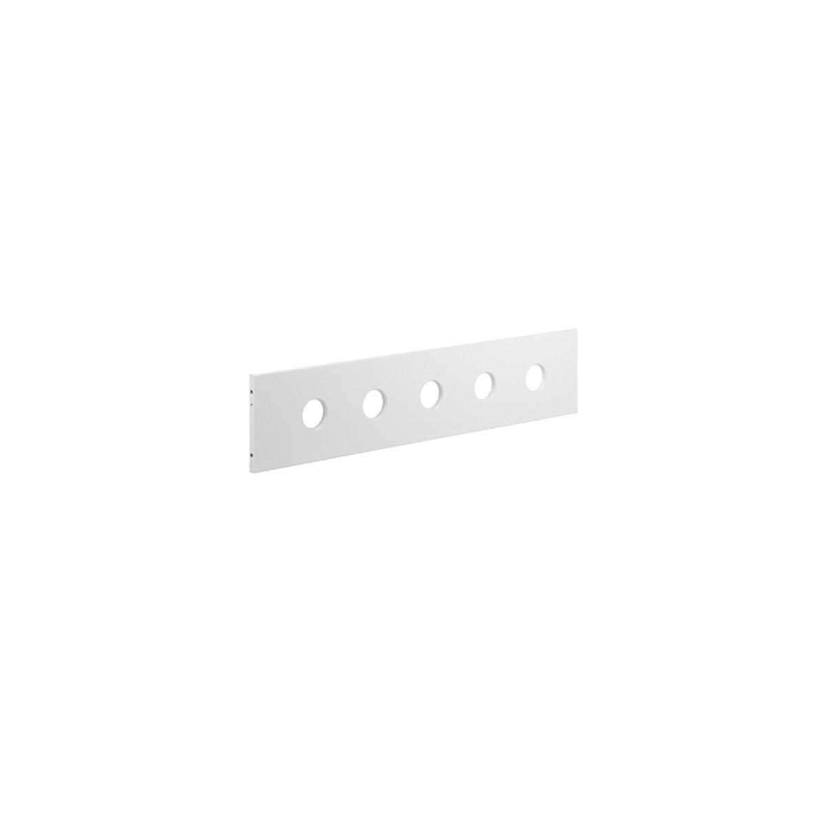 Barrera 1/2 Cama 90x200 WHITE Flexa blanca